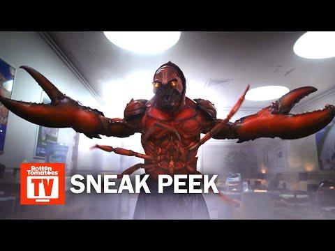 'The Tick' S02E01 Exclusive Sneak Peek | 'Rock Lobstercules' | Rotten Tomatoes TV