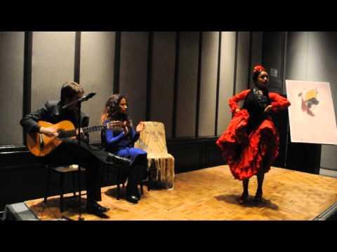 Una probadita de Flamenco