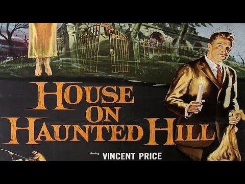 House On Haunted Hill (1959) Trailer.