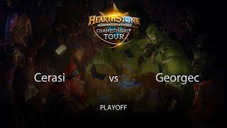Cerasi vs Georgec, game 1