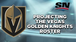 A look at the Vegas Golden Knights Roster