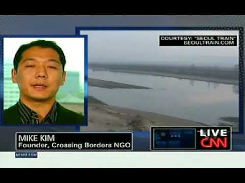 Mike Kim - Anderson Cooper Interview