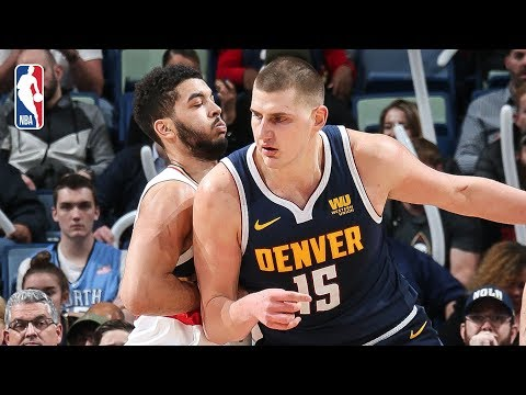 Video: Full Game Recap: Nuggets vs Pelicans | Jokic Secures 8th Triple-Double Of The Season
