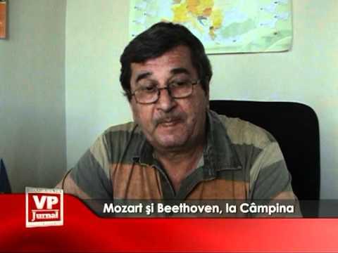 Mozart şi Beethoven, la Câmpina