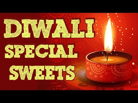 Diwali Special Sweets Recipe Compilation Readysteadyeat. Indian Sweet Recipes.