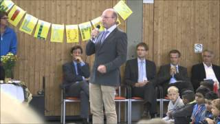 Rede des Oberbürgermeisters Lewe