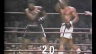 Sonny Liston KO Tribute