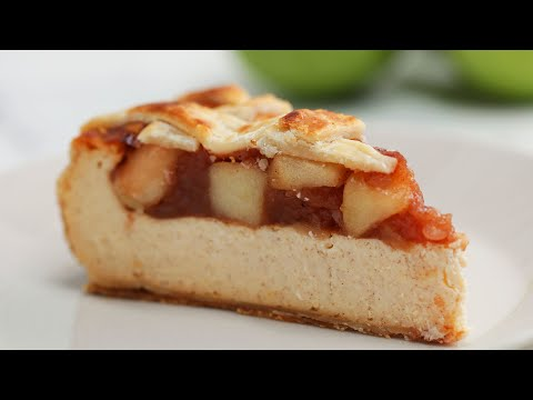 Apple Pie Cheesecake