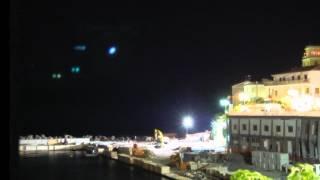 Diamante Italy  city pictures gallery : UFO/OVNI 2012 CIRELLA DI DIAMANTE (COSENZA) ITALY.wmv