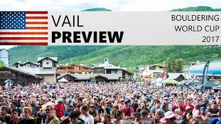 Preview   Vail Bouldering World Cup 2017 by OnBouldering