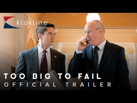 2011 Too Big To Fail Official Trailer 1 HD HBO Films