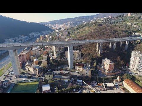 Αυτοκινητόδρομοι και γέφυρες σε άθλια κατάσταση στην Ιταλία…