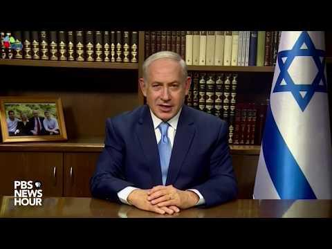 WATCH: Israeli PM Netanyahu responds to President Trump's Jerusalem announcement