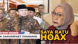 Video LUCU Banget 🤣🤣 Potongan Prabowo vs Ratna Sarumpaet MP3, 3GP, MP4, WEBM, AVI, FLV Mei 2019
