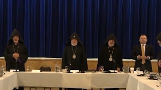Supreme Spiritual Council Meets in New York