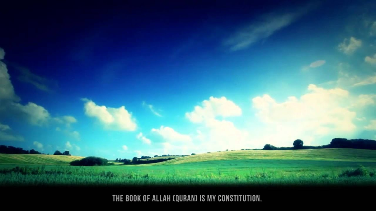 THE BOOK OF ALLAH IS OUR CONSTITUTION | Muhamad Al Muqit | ISLAMIC Nasheed ᴴᴰ