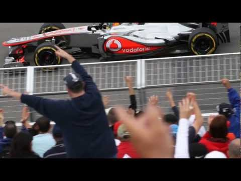 Lewis Hamilton takes victory in Hungary 2