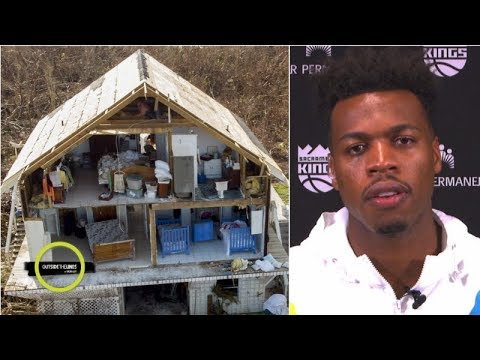 Video: Buddy Hield is helping the Hurricane Dorian relief effort in the Bahamas   Outside the Lines