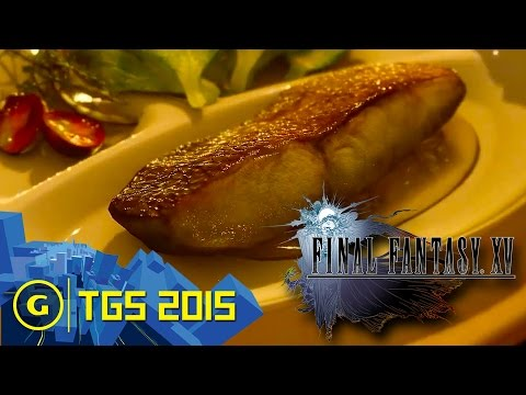 chocobo riding and fishing in final fantasy 15 — mmorpg