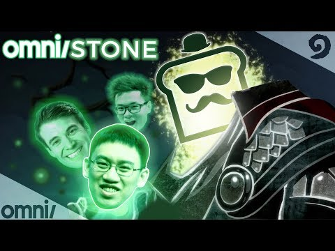 Omni/Stone Ep. 67 W/ Brian Kibler, Frodan & Special Guests: Disguised Toast + Trump!