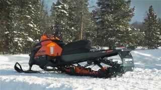 4. 2015 Ski Doo Skandic and Tundra