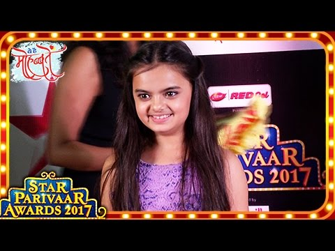 Pihu's Fairy Look At Star Parivaar Awards 2017 | Y