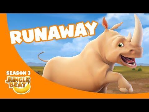 Runaway – Jungle Beat Season 3 #10