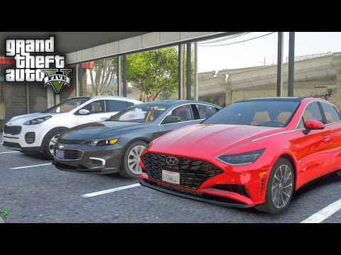 GTA 5 Real Hood Life #55 Lowkey Trap Cars!! (GTA 5 Hood Life Mods)