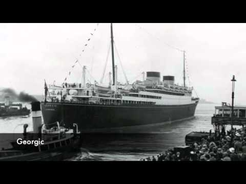 White Star Line Remembered