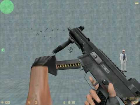 Counter-Strike 1.0 - Guns