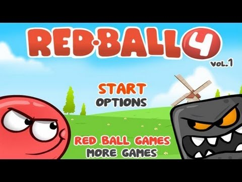 games of red ball