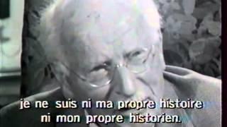 Dernière Interview De Carl Gustav Jung