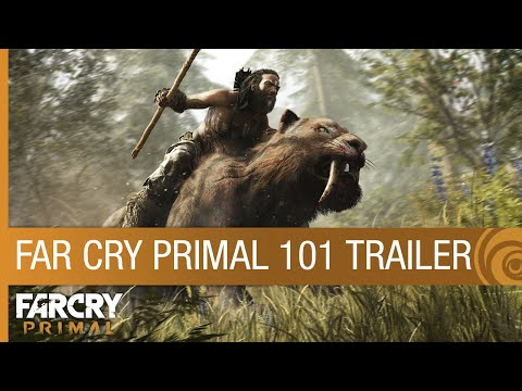 Far Cry Primal – 101 – HD Gameplay Trailer