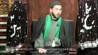 2nd Night of Muharram: Identifying the Killers of Imam Hussain (A) by Syed Zaffar Abbas