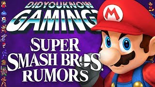 Video A Complete History of Super Smash Bros Rumors - Did You Know Gaming? Ft. Remix MP3, 3GP, MP4, WEBM, AVI, FLV Oktober 2018