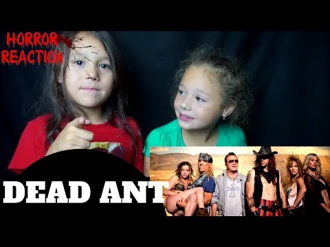 DEAD ANT Official Trailer Reaction!!!