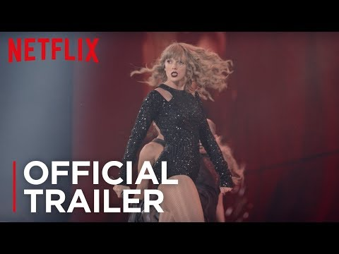 Taylor Swift 'Reputation' Concert Film to Hit Netflix on New Year's Eve