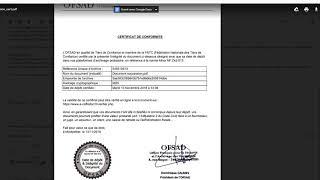 Video Comment certifier un document envoyé par email MP3, 3GP, MP4, WEBM, AVI, FLV November 2018