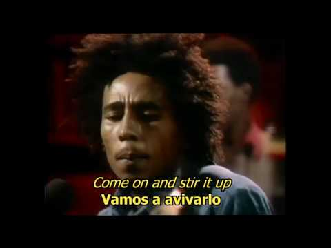 Stir it up - Bob Marley LYRICSLETRA Reggae