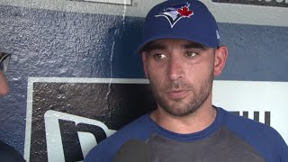 Marco Estrada talks about dealing with fatigue and how the Toronto Blue Jays are running out of time to turn their season around.