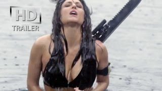 Nonton Sharknado 3 Oh Hell No     Official Trailer  2015  Ian Ziering David Hasselhoff Tara Reid Film Subtitle Indonesia Streaming Movie Download