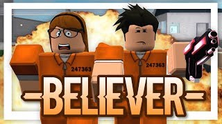 Video BELIEVER || ROBLOX MUSIC VIDEO download in MP3, 3GP, MP4, WEBM, AVI, FLV January 2017