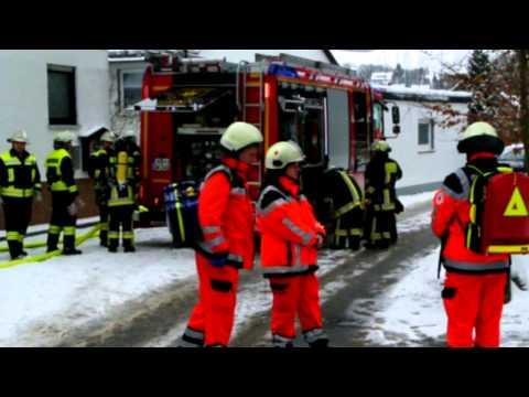 Willingen: Saunaofen gerät in Gästehaus in Brand