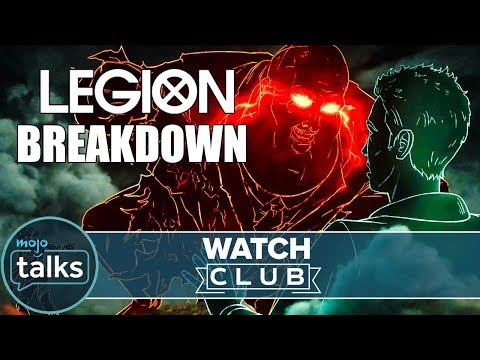 Legion Season 2 Episode 11 BREAKDOWN - WatchClub