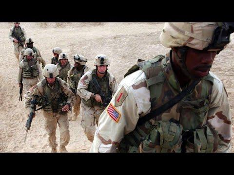 Irak: us-amerikanische Truppen wegen »glaubwürdiger Bedrohung« in Alarmbereitschaft