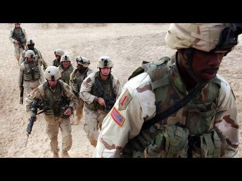 Irak: us-amerikanische Truppen wegen »glaubwürdiger B ...