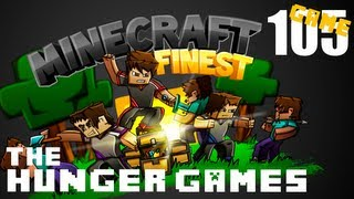 Minecraft: Hunger Games - Game 105 - Max Is Shady
