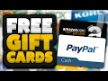How To Get FREE Giftcards 2017 (FREE Paypal, Amazon Giftcards etc With Snuckls)