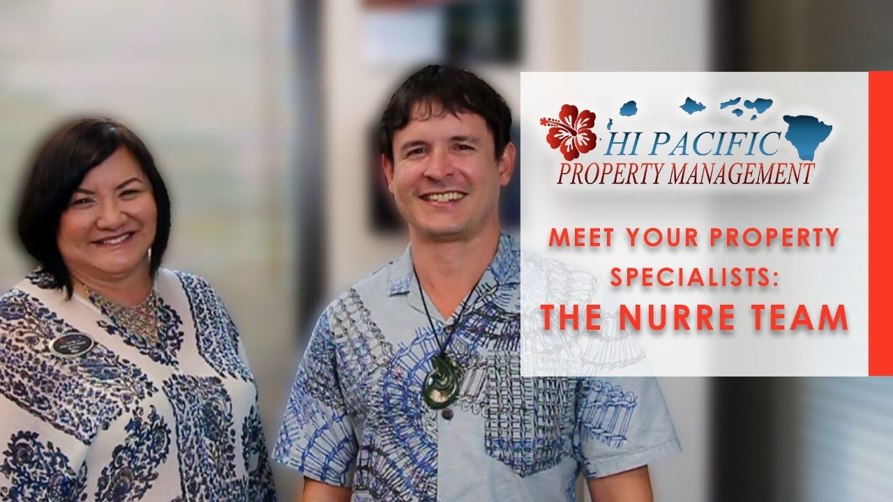 Meet Your Property Specialists - The Nurre Team ​