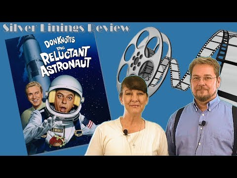 The Reluctant Astronaut Starring Don Knotts (Silver Linings) Movie Review